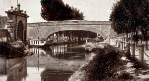 Puente de la avenida América Zgz antiguo