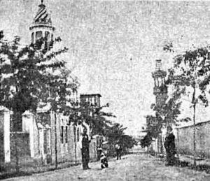Calle Pradilla 1899