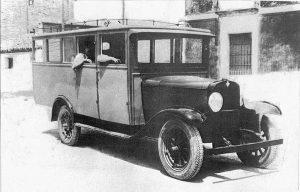 Autobús a San José-2 1934