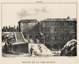 Molino de la Casa Blanca 1893